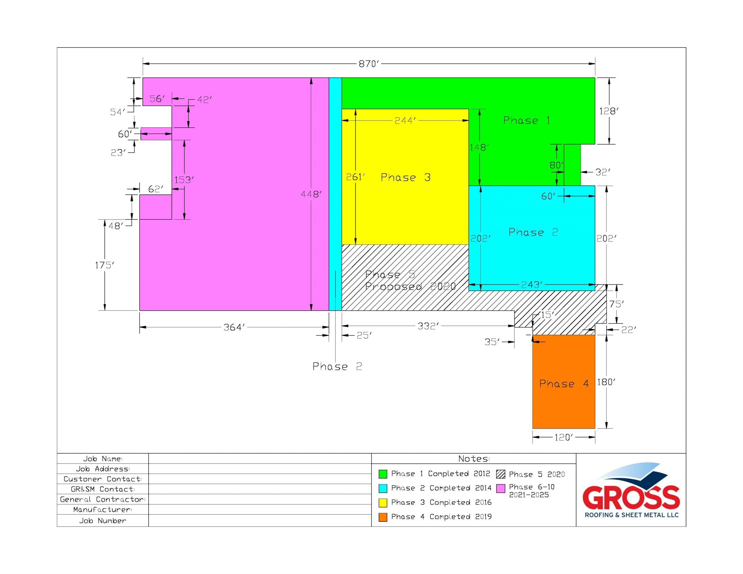 floor plan for building project